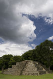 Ruins of Copan Stock Image