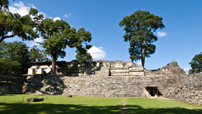 Ruins of Copán - Honduras Stock Photography