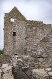 Ruins of Craigmillar Castle Royalty Free Stock Image