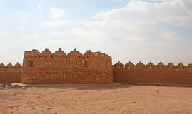 Ruins of Diriyah Royalty Free Stock Photo