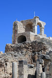 Ruins of Dougga Royalty Free Stock Image