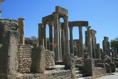 Ruins of Dougga 2 Royalty Free Stock Image