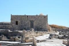 Ruins of Dougga 4 Royalty Free Stock Image