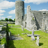 Ruins of Drumlane Monastery Royalty Free Stock Photography
