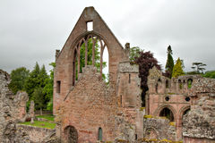 Ruins of Dryburgh Abbey Royalty Free Stock Image
