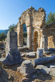 Ruins of an Early Christian Temple Stock Photos