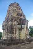 Ruins of  East Mebon Royalty Free Stock Photos