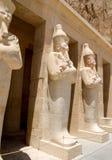 Ruins of Egypt Stock Photos