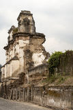 The Ruins Of El Carmen Church Stock Image