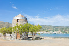 Ruins of Elounda Stock Images