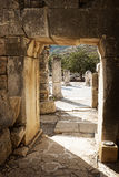 Ruins of Ephesus Royalty Free Stock Photo