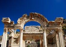 Ruins of Ephesus Royalty Free Stock Photo