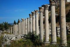 Ruins of Ephesus Royalty Free Stock Images