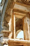 The ruins of Ephesus Turkey Stock Images