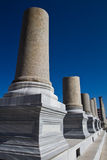 The ruins of Ephesus Royalty Free Stock Photos