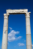 The ruins of Ephesus Royalty Free Stock Photography