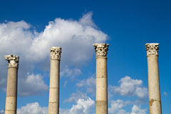 The ruins of Ephesus Stock Photography