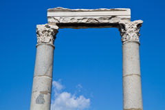 Ruins of Ephesus Royalty Free Stock Images