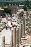 Ruins in Ephesus, Turkey Stock Photography