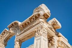 Ruins of Ephesus. Stock Image