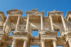 Ruins of Ephesus. Stock Photos