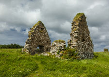 The ruins of Finlaggan, Islay. Scotland. The ruins of Finlaggan, the ancient seat of the Lord of the Isles. Islay, Scotland. UK stock photos