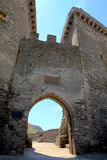 Ruins of The Genoa Fortress Royalty Free Stock Images