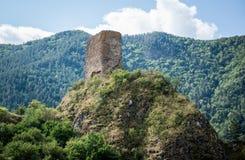 Ruins in Georgia Stock Photography