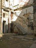 Ruins in habana Stock Photos