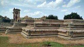 The ruins of Hampi Royalty Free Stock Images