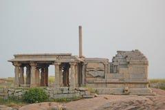 Ruins of Hampi, India Stock Photography
