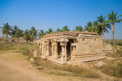 Ruins of Hampi, India. Ruins of Hampi, a UNESCO World Heritage Site, India Stock Images
