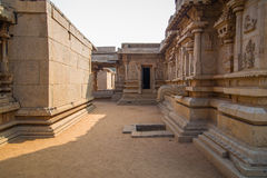 Ruins of Hampi, India. Ruins of Hampi, a UNESCO World Heritage Site, India Stock Image