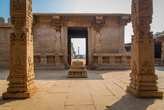 Ruins of Hampi, India. Ruins of Hampi, a UNESCO World Heritage Site, India Stock Photos