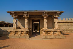 Ruins of Hampi, India. Ruins of Hampi, a UNESCO World Heritage Site, India Royalty Free Stock Photos