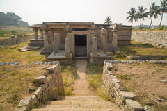 Ruins of Hampi. A UNESCO World Heritage Site, India Royalty Free Stock Image