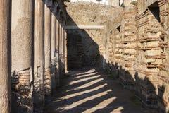 Ruins of Herculaneum Royalty Free Stock Photography