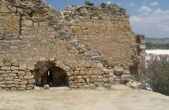 Ruins of Hierapolis, Stock Image