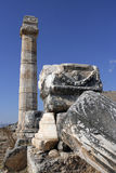 Ruins of Hierapolis Royalty Free Stock Photography