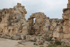 Ruins, Historic Site, Archaeological Site, Ancient History royalty free stock image