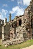 Ruins of Holyrood Abbey, Edinburgh Royalty Free Stock Photo