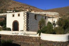 Ruins of the Iglesia Conventual de San Buenaventura church, Fuer Royalty Free Stock Photos