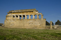 Ruins of Imperial Rome Royalty Free Stock Image