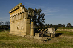 Ruins of Imperial Rome Royalty Free Stock Photos