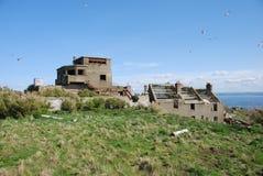 Ruins of Inchkeith Stock Photos