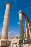 Ruins of Jerash Stock Images
