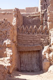 Ruins  Kasbah near the  Dar Paru in Morocco. The Ruins  Kasbah near the  Dar Paru in Morocco Stock Image