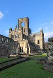 The ruins of Kirkstall Abbey Stock Photo