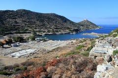 Ruins of Knidos Royalty Free Stock Images
