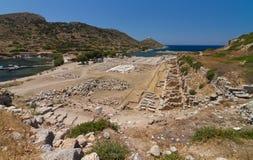 Ruins of Knidos Royalty Free Stock Image
